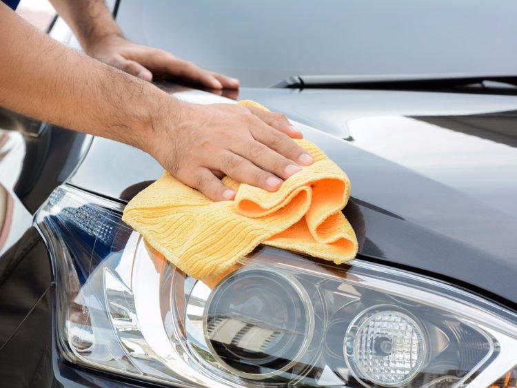 cuidado automotriz, productos de limpieza